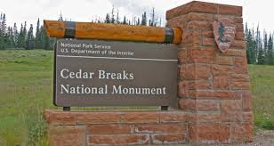 cedar breaks scenic drives u0026 byways utah com