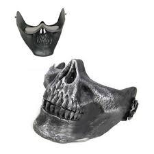halloween skeleton masks popular skeleton paintball mask buy cheap skeleton paintball mask