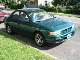 green subaru 1997 subaru impreza information and photos momentcar