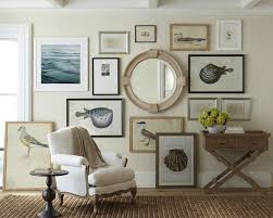 coastal decor best 25 coastal wall decor ideas on hanging photos