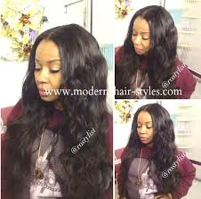 center part weave hairstyles short hairstyles for weaves sew in hairstyle for women man