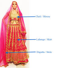 Different Ways Of Draping Dupatta On Lehenga Gravity Fashion Blog U2013 How To Reuse Your Lehenga Choli