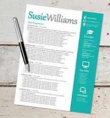 Resume Templates To Download Instant Download Resume Design Template Microsoft Word