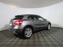 mercedes suv used 2018 used mercedes gla gla 250 4matic suv at mercedes of