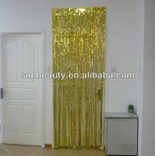 Gold Foil Curtain by Marvelous Gold Metallic Curtains And Copper Rose Gold Metallic