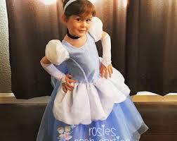 cinderella dress for birthday costume or photo shoot