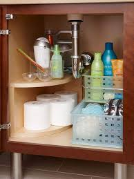 Under Cabinet Storage Ideas Bathroom Under Sink Storage Ideas U2013 Decoration