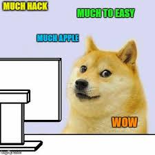 Shibe Meme Maker - hacker doge meme generator imgflip