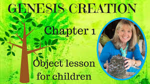 genesis creation chapter 1 object lesson for children