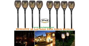 solar path lights reviews sumaote led solar path lights reviews everything you should know