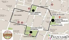 Michoacan Map Lugares Para Visitar En Pátzcuaro Y Sus Alrededores Holy Week