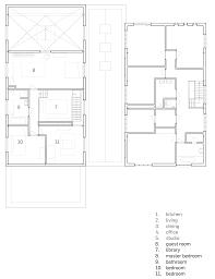 houben u0026 van mierlo architecten converts potato barns into residences