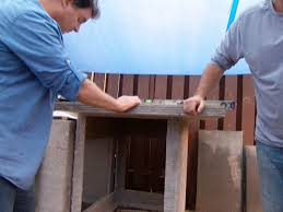 how to seal bluestone countertops how to install a grill unit with thin stone veneer and a kegerator