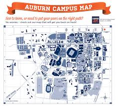 Sbcc Campus Map Auburn Usa Map Where Is Auburn Alabama Landsat Com