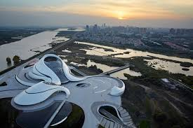 harbin opera house mad architects archdaily