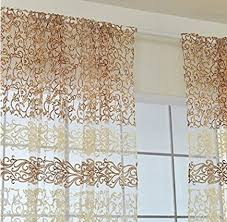 tende con drappeggio floreale con drappeggio in tulle grandi sconti tende