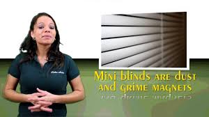 cleaning mini blinds youtube