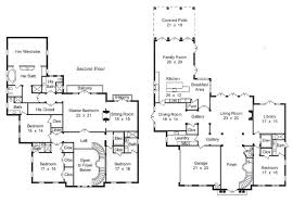 home plans homepw76422 2 454 square feet 4 bedroom 3 7000 square foot floor plans images 7000 sq ft house plans