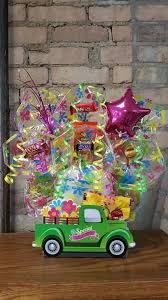 balloon and cookie delivery special delivery truck cookie bouquet cookies for you