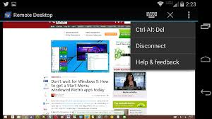 android remote access access your pcs from afar with s free simple chrome remote