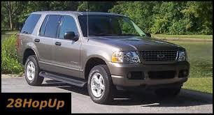 2005 ford explorer custom 2005 ford explorer strongauto