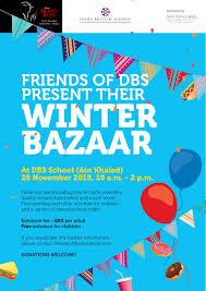 winter bazaar friends of doha school qatar living events