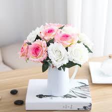 Artificial Flower Decorations For Home Online Get Cheap Diy Flower Arrangements Aliexpress Com Alibaba