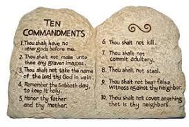 ten resume writing commandments the ten commandments of retirement the retirement manifesto