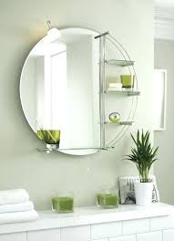 Bathroom Mirrors With Shelf Bathroom Mirror Shelf Combo Healingtheburn Org