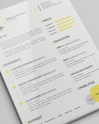 Free Resume Template Or Tips