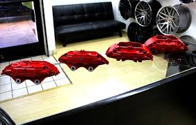 brake caliper refinishing example rennlist porsche discussion