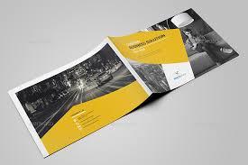 landscape brochure landscape brochure catalog mock up landscape