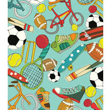 sports wrapping paper 36 best s p o r t s images on gift packaging gift