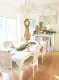 farmstead a farmhouse thanksgiving dining room thankful
