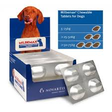 milbemax chewable tablets for large dogs over 5kg per tablet