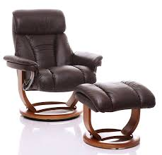 Recliner Swivel Chair The Mars Genuine Leather Recliner Swivel Chair Matching