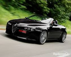 alfa romeo spider 2017 alfa romeo spider specs and photos strongauto