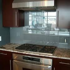 glass backsplash in kitchen decorating interesting glass backsplash with paint kitchen