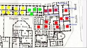 Floor Plan Buckingham Palace Cote De Texas The Royal Palaces Part Two
