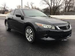 2008 used honda accord coupe 2dr i4 automatic ex l at angel motors
