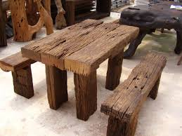 Solid Wood Patio Furniture by Apathtosavingmoney Wood Art Furniture Rustic Outdoor Furniture