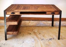 Rustic Wood Office Desk Rustic Wood Office Desk Wooden Office Desk In The Modern Office
