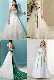 Green Wedding Dresses Green Apple Bridesmaid Dresses Bride S Wedding Dress And