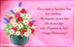wedding wishes gif for a as special as you here s wishing the fragrance of