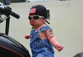 Biker Costume 20 Halloween Costumes Only A Baby Could Wear 20 Is Genius