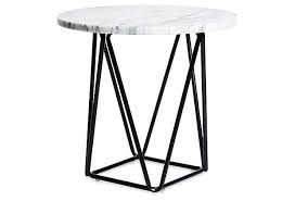 white marble accent table cool marble top accent table ginny marble accent table black on