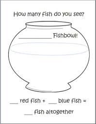 1 fish 2 fish addition free addition template http