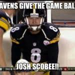 Ravens Steelers Memes - 21 best memes of josh scobee the pittsburgh steelers choking