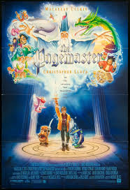 film thoughts recent watches the pagemaster 1994