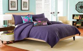 Walmart Sofa Pillows by Bedroom Elegant Tufted Bed With Purple Throw Pillows And Cool